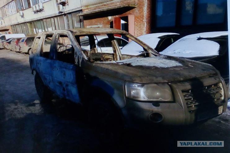 Машина сгорела из возгорания вебасто с кого взыскать ущерб