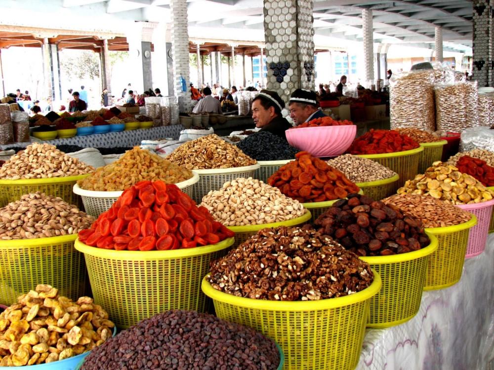 фото восточных базаров