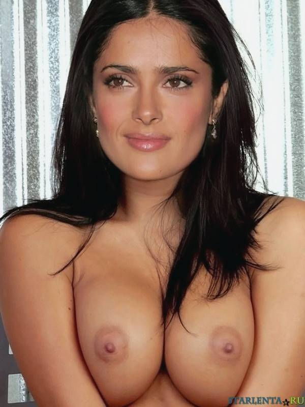 Salma hayek nipples and pussy — photo 4