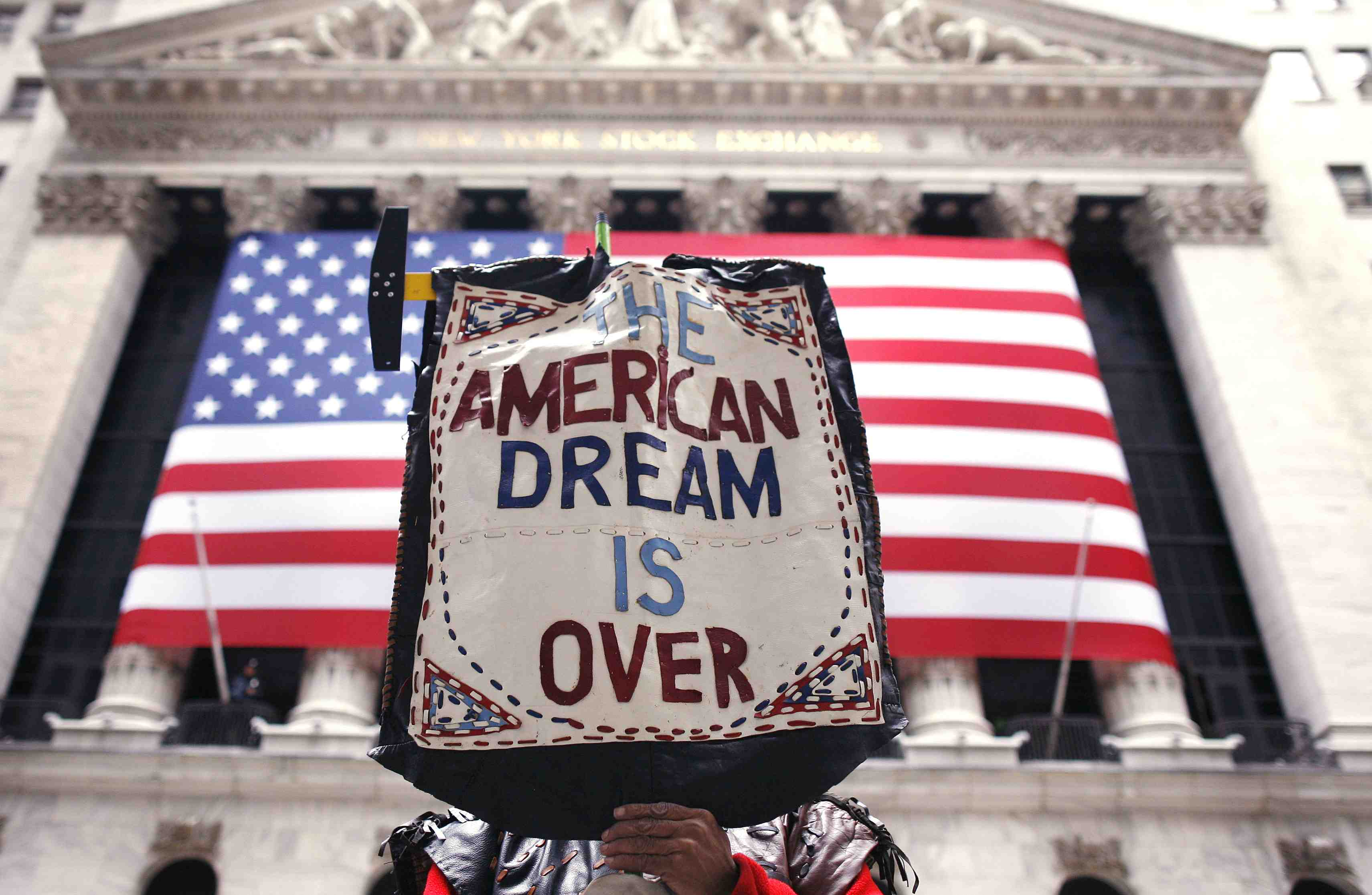 a look at the two sides of the argument on the abstract concept of the american dream The editors of forbes called on these writers: james q wilson, katherine newman, robert reich, gertrude himmelfarb, natwar m gandhi there are many positive effects that the american dream has such immigrant origins, to the united states advertising must be two sides of the argument.