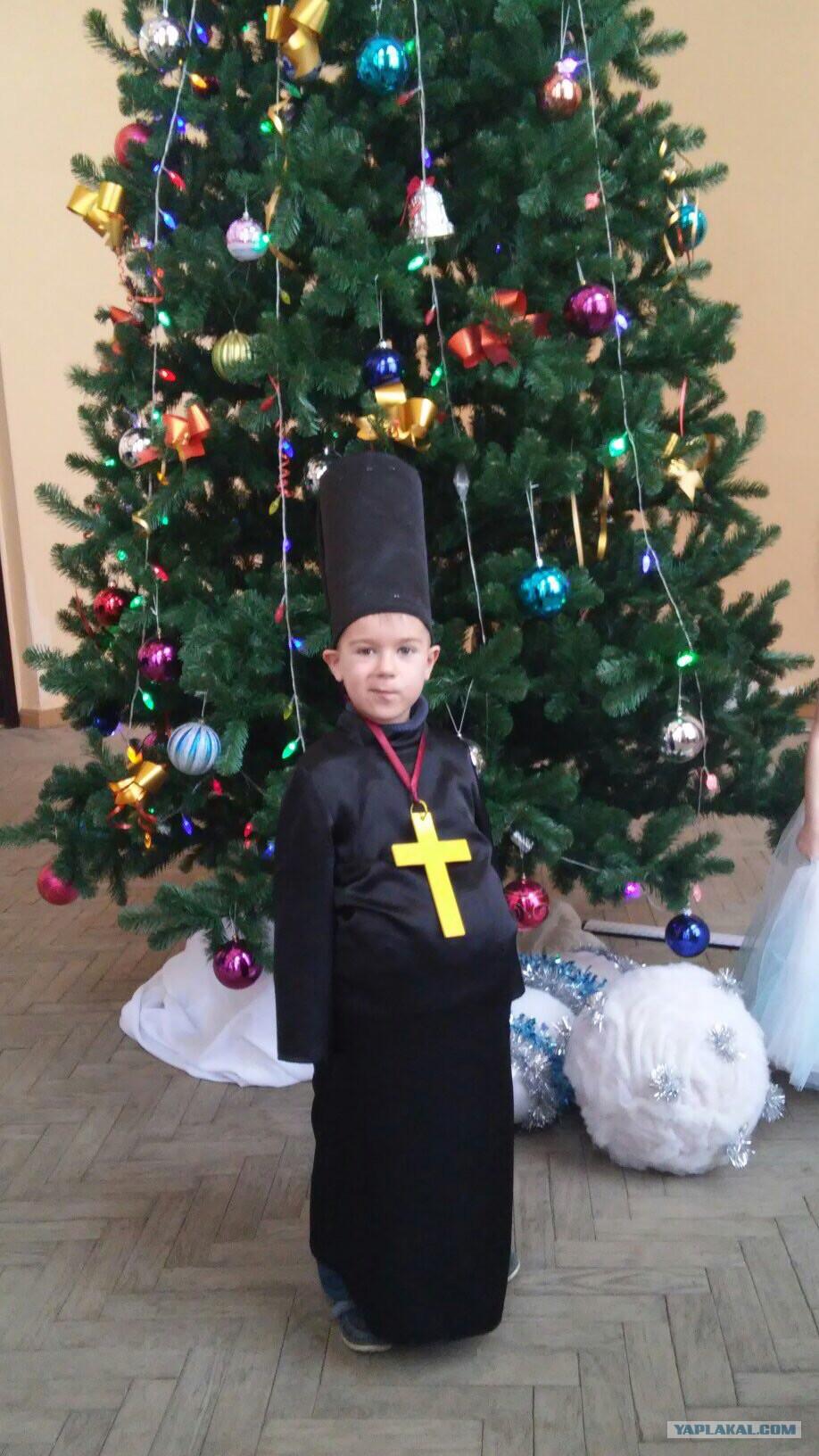 Лучший новогодний костюм для мальчика - ЯПлакалъ - photo#9