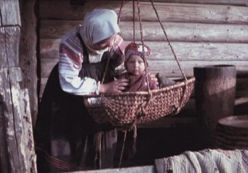 Русскую зрелую бабу в деревне #5