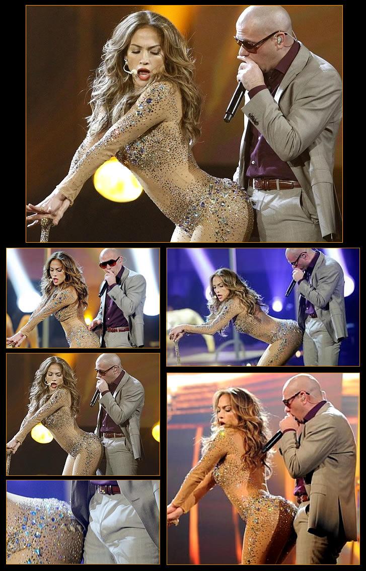 Jennifer Lopez - On The Floor (feat. Pitbull) - ЯПлакалъ