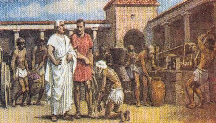 Арт секс в древнем мире