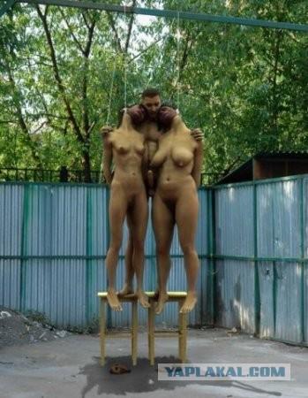 Фото повешенных голых девушек 15114 фотография