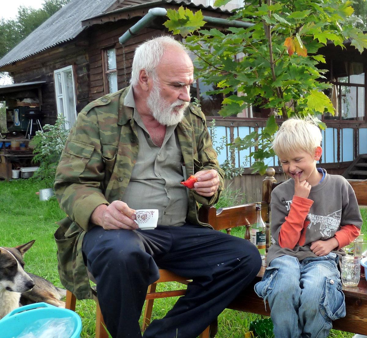 Два деда картинки