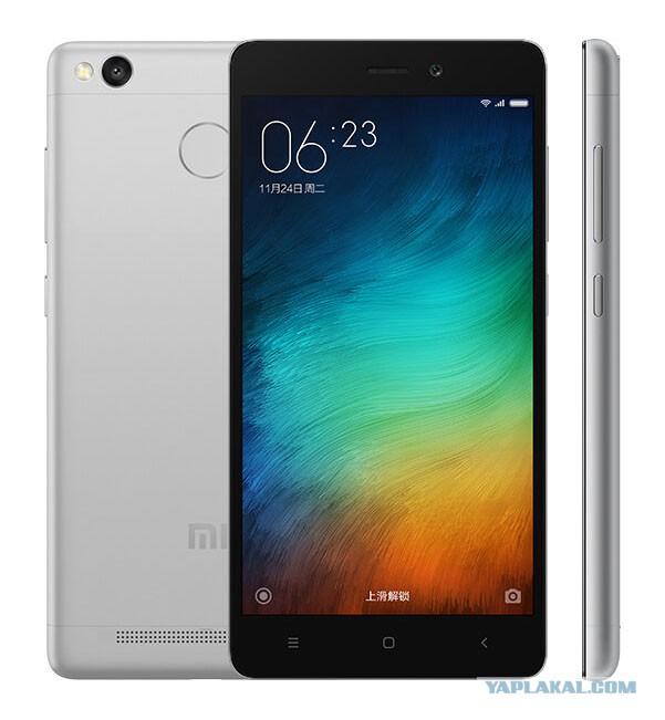 Xiaomi выпустила безрамочный смартфон Mi MIX в керамическом корпусе