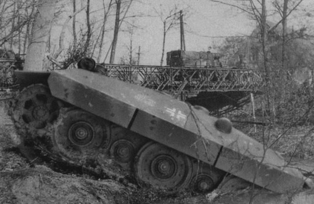 Бумажные танки вермахта