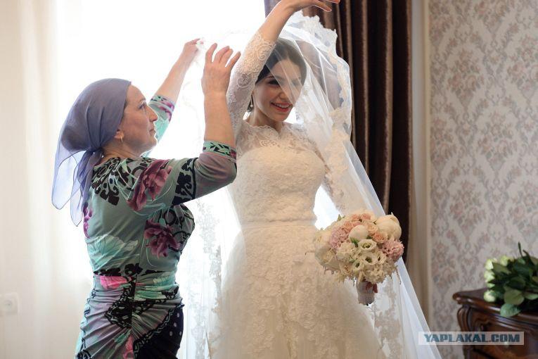 Свадьбы кавказа и чечни