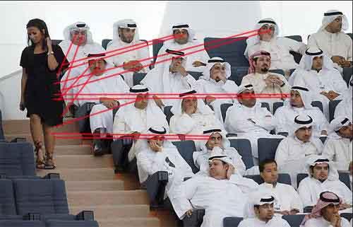 В Саудовской Аравии задержаны участники отмороженных танцев