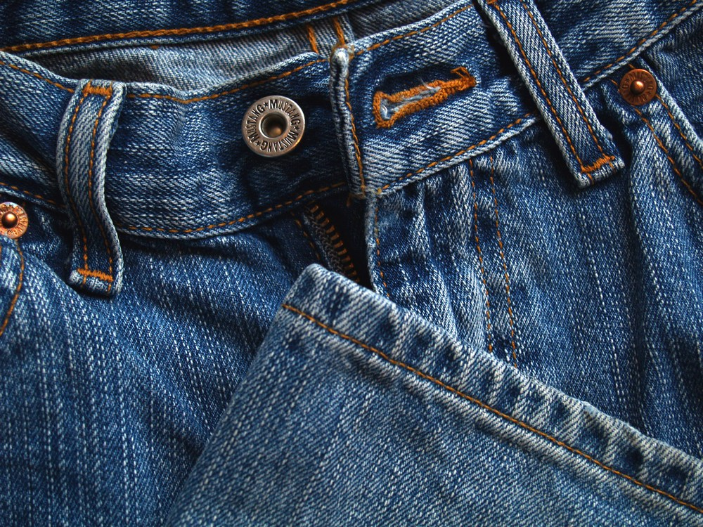 the history of denim jeans