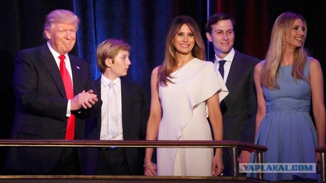 СМИ: Дональд Трамп победил на президентских выборах в США
