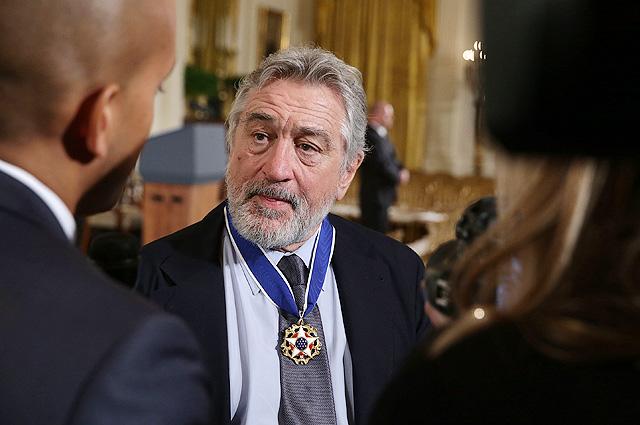 Том Хэнкс удостоен высшей награды. Опять!