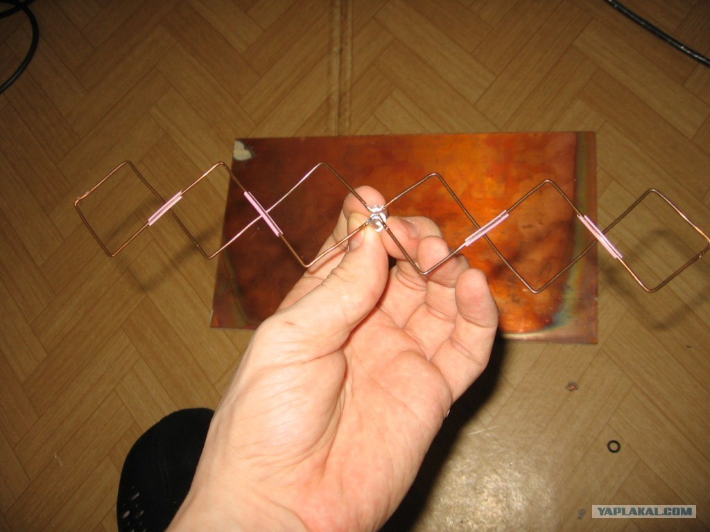 Антенна для 4g модема своими руками схема