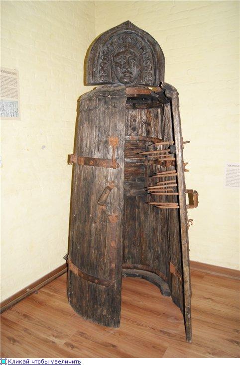 «Груша страданий» - орудие пытки, которое заставляло признаться в чем угодно