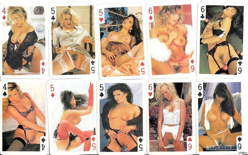Zt hardcore playing cards