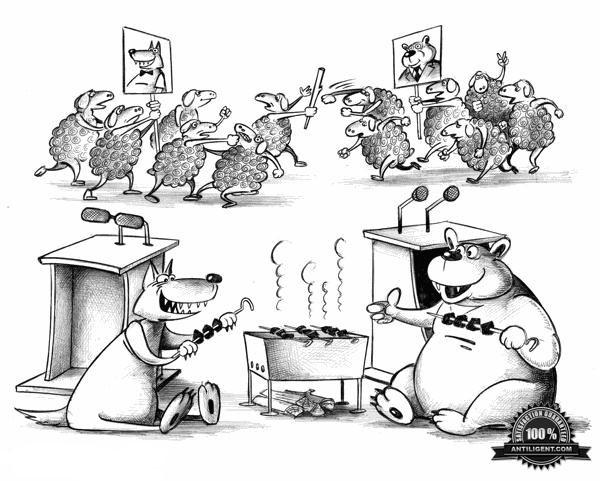 Против православия и российских СМИ