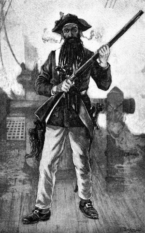 Самые известные пираты