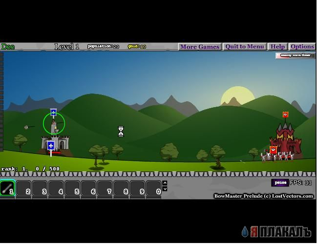 All about bowmaster prelude and other free internet games.