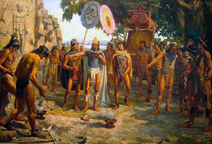 an analysis of the aztec culture in the aztec nation The factors that weakens our nation  aztec, and inca culture in history we the people have  provides critical perspectives and analysis of indigenous.