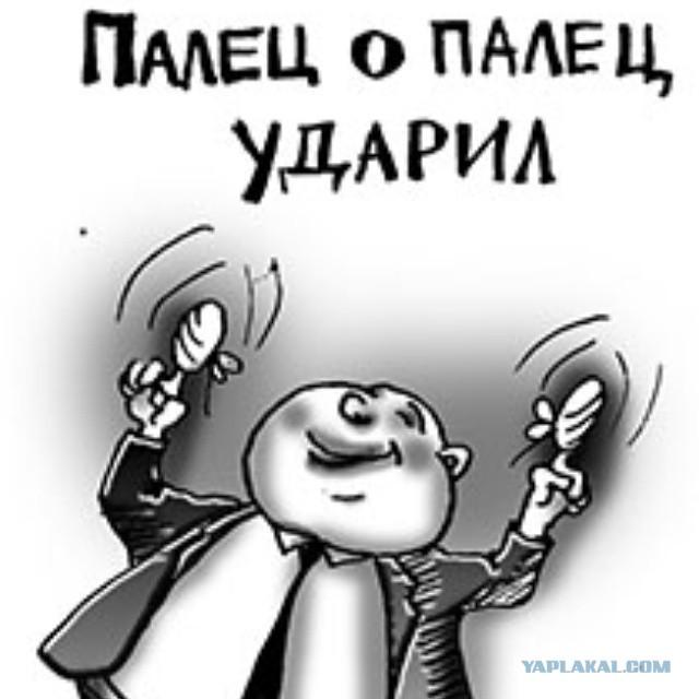 Петербургские чиновники отчитались об «очистке» столба с помощью Paint