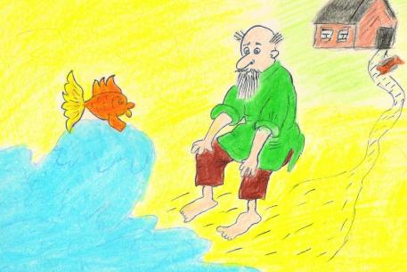 Юный аквариумист.