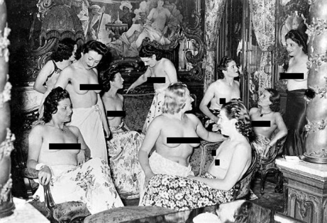 Секс в фашисткой