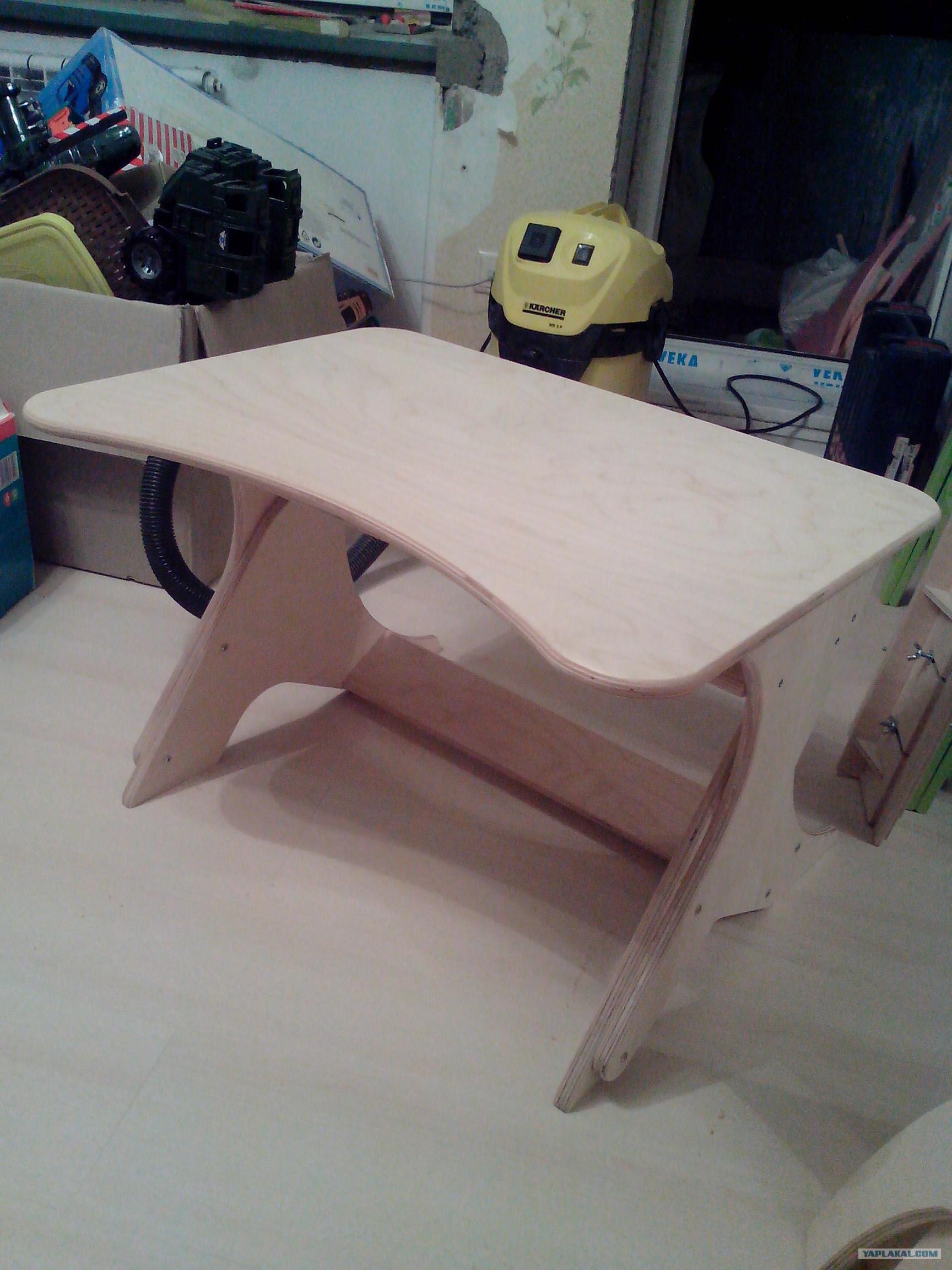 Детский стол стул своими руками фото 223