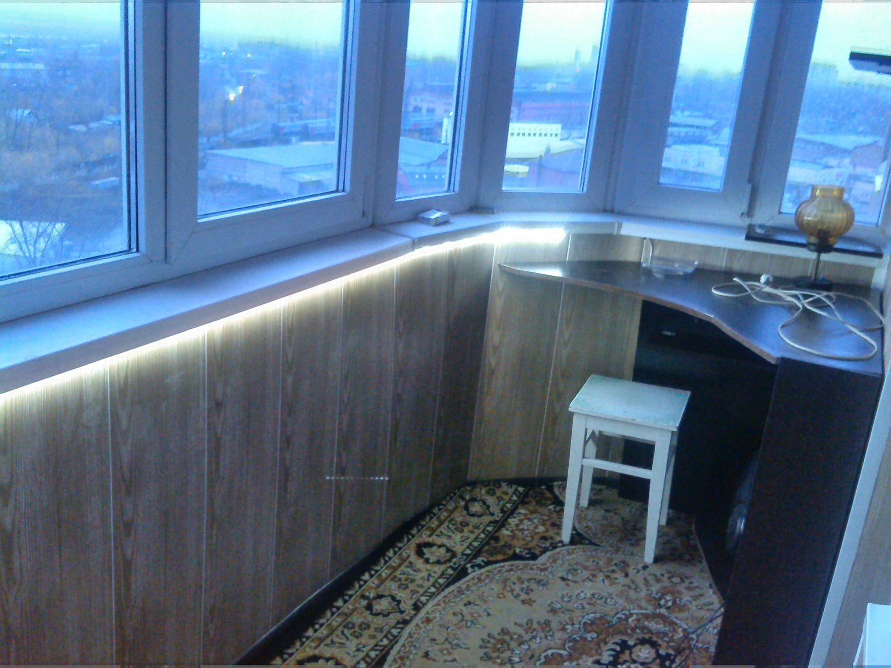 Рукожопство балкона - мой первый опыт = hodor.