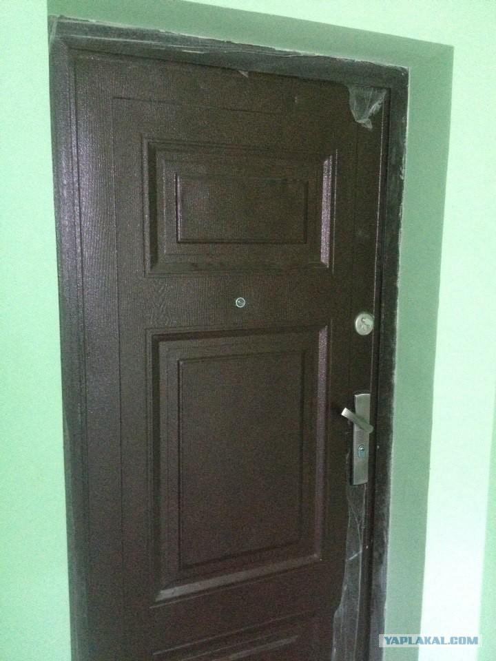 как правильно ставить дверь или как ставить ее не