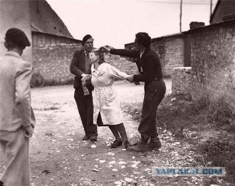 голые женщины времен второй мировой войны фото