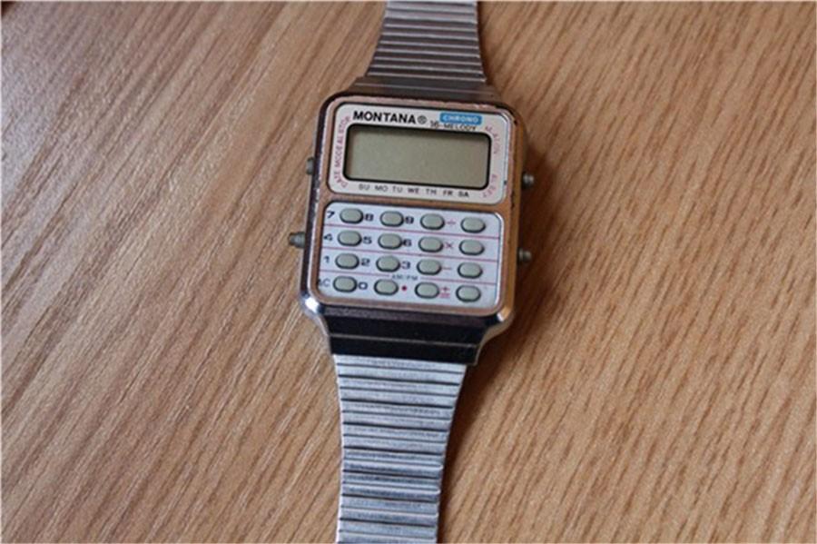 Оригинальные часы montana