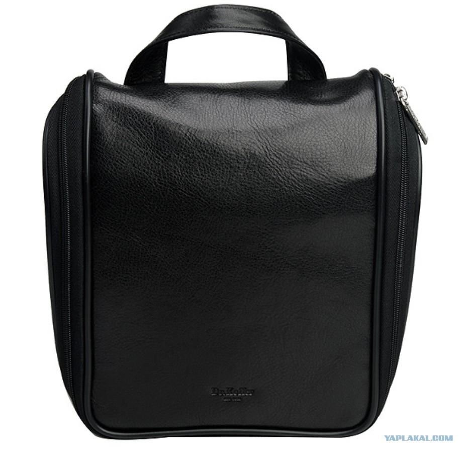 17cf4a979f92 Продам в Москве новую кожаную сумку (нессесер) Dr.Koffer - ЯПлакалъ