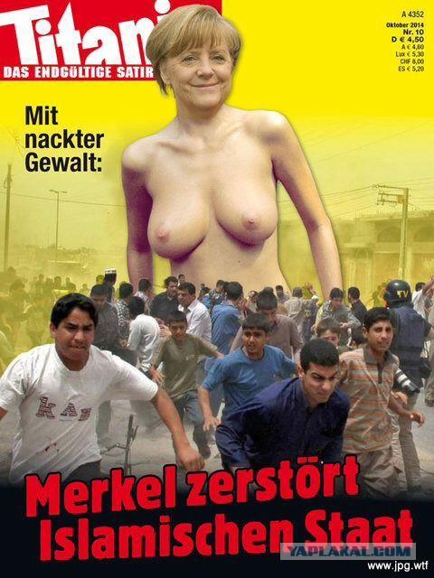Меркель намерена депортировать большую часть нигерийцев обратно на родину