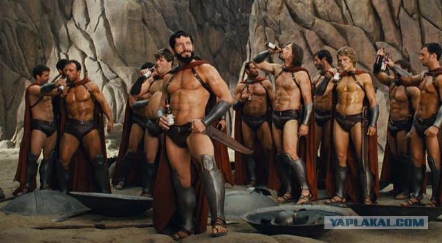 Смотреть фмльм на андромд знакомчтво со спартанцами
