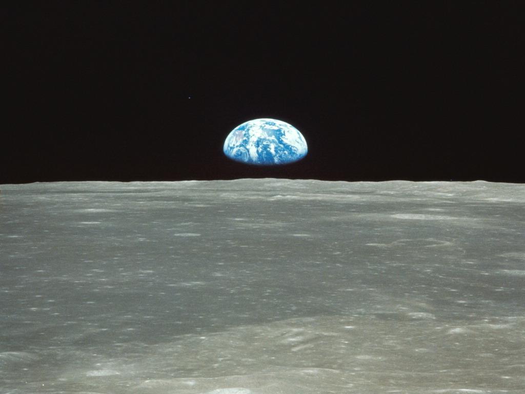 город как выглядит земля с луны фото настоящие дикой
