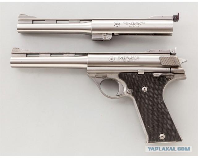 Частная коллекция оружия