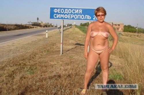 фото дам бальзаковского возраста на пляже