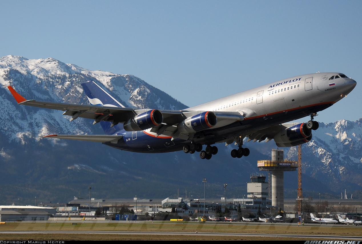 Самолет Ил-96 после модификации превосходит американский Боинг 323