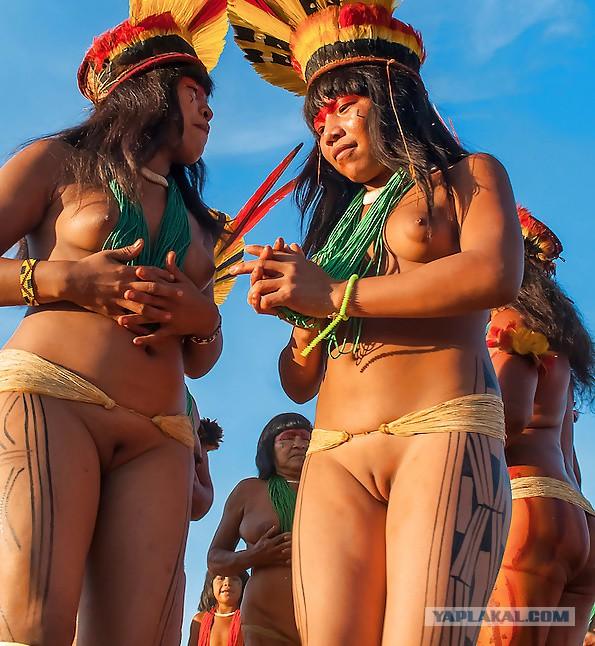 Native amazon pussy, gone fishing nude