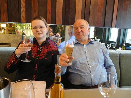 Семья Скрипаля: «Отравить хотели не Сергея, а его дочь Юлию»