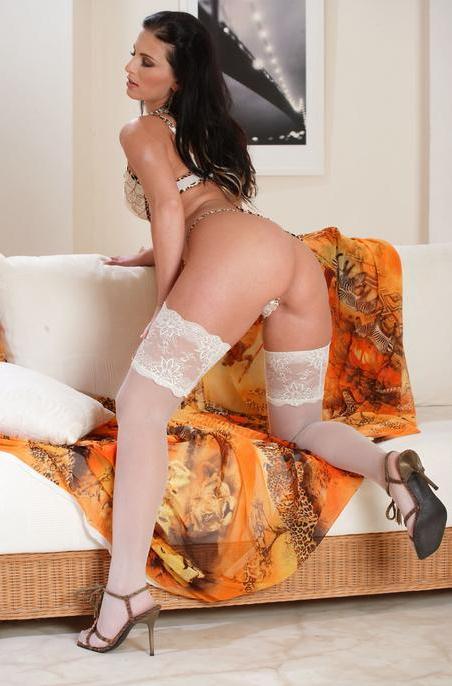 Mili jay white stockings, pornstar pinky big booty