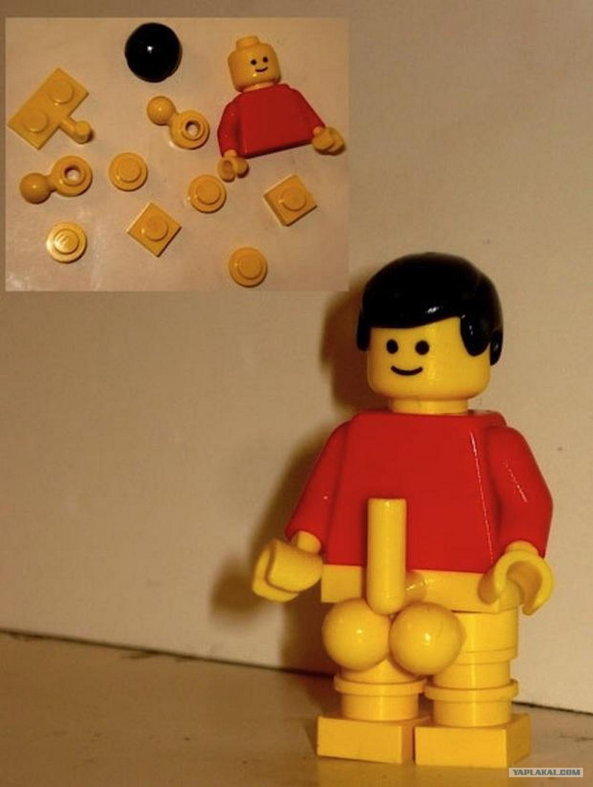 Лего просмотры секс фото 447-448