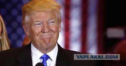 """""""Америка должна объединиться"""": первые слова 45-го президента США Дональда Трампа"""