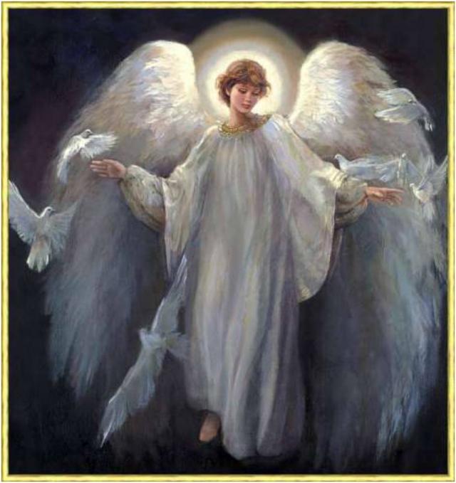 фото картинки ангел