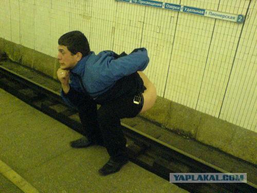 Роковое безразличие сотрудников метро