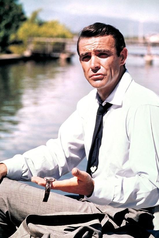 Агент 007 педик