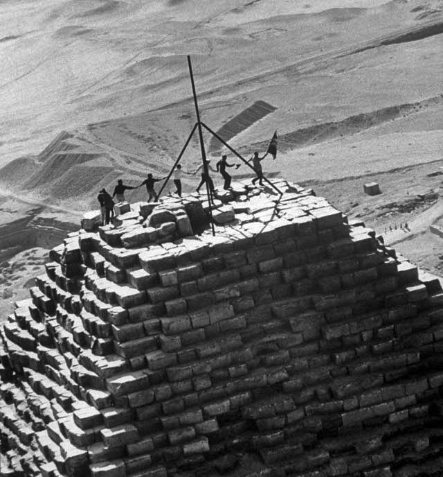 В пирамиде Хеопса снова нашли аномалии