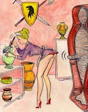 Эротические прикольные открытки фото 453-153