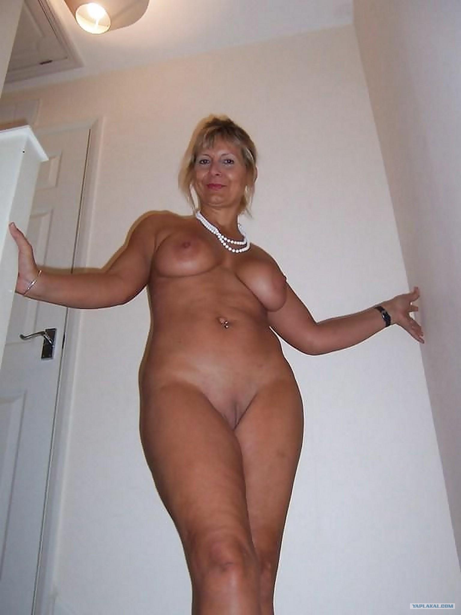 галерея голых женщин в возрасте